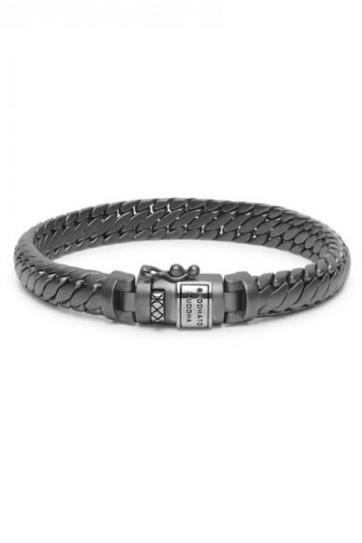 Buddha to Buddha Ben XS armband Black Rhodium Silver J070BRS
