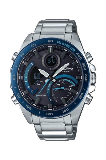 Edifice heren horloge  - ECB-900DB-1BER