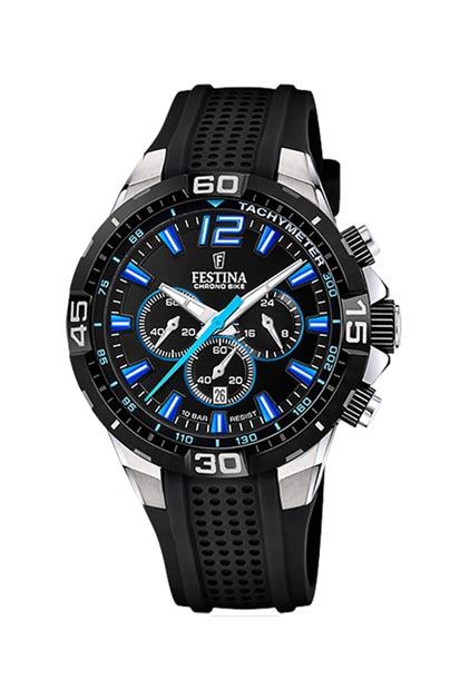 Festina heren horloge - F20523/4