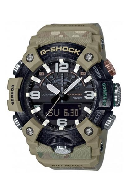 G-Shock heren horloge - GG-B100BA-1AER