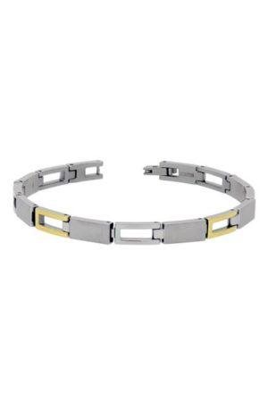 Boccia Titanium armband 03034-02