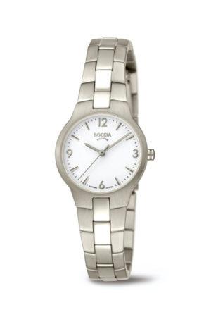 Boccia Titanium dames horloge 3312-01