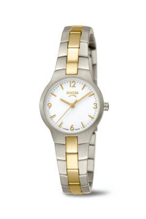 Boccia Titanium dames horloge 3312-02