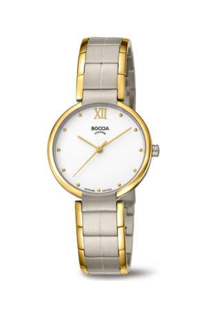 Boccia Titanium dames horloge 3313-02