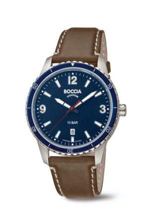 Boccia Titanium heren horloge 3635-02