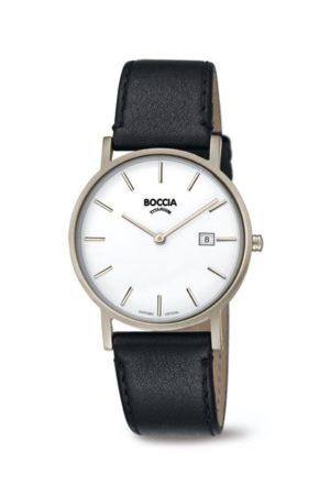 Boccia Titanium heren horloge 3637-02