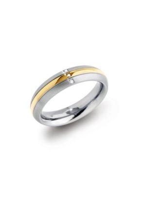 Boccia Titanium ring 0131-04
