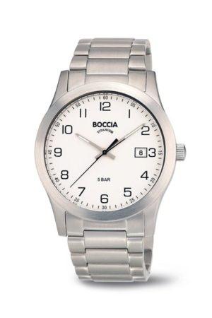 Boccia Titanium horloge 3619-01