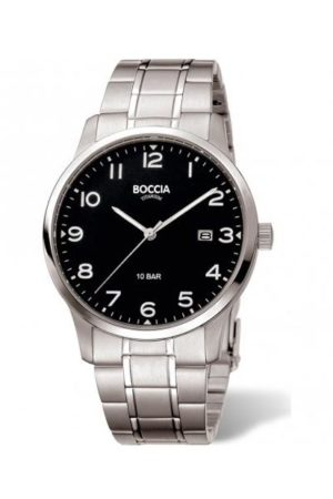 Boccia Titanium horloge 3621-01