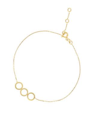 Jackie Gold armband JKB20.012