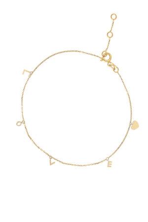 Jackie Gold armband JKB20.030