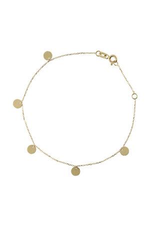 Jackie Gold armband JKB20.045