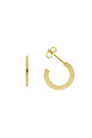 Jackie Gold oorbellen JKE20.033