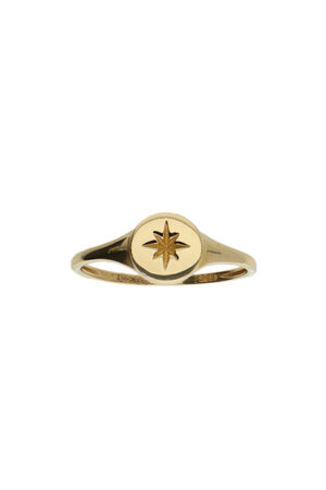 Jackie Gold ring JKR20-072