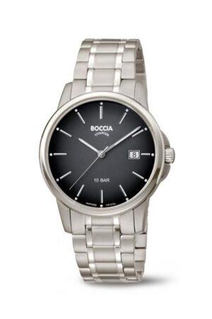 Boccia Titanium horloge 3633-07