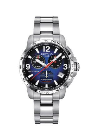 Certina horloge C034.453.11.047.10