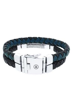 van Mispelaar armband 205036 blauw