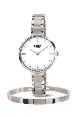 Boccia Titanium horloge 9002-3286-05