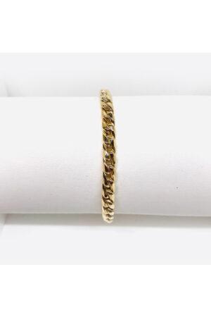 Monzario armband 1294A geel