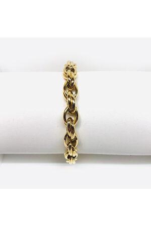 Monzario armband 882a geel