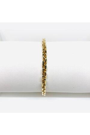 Monzario armband 932A geel