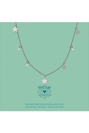 Heart to get ketting N286STA16S
